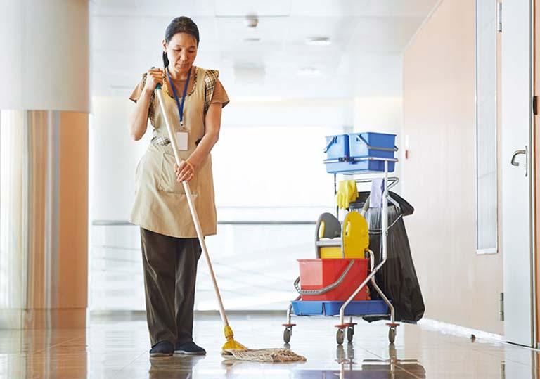 Empresa de limpieza en Barcelona barata