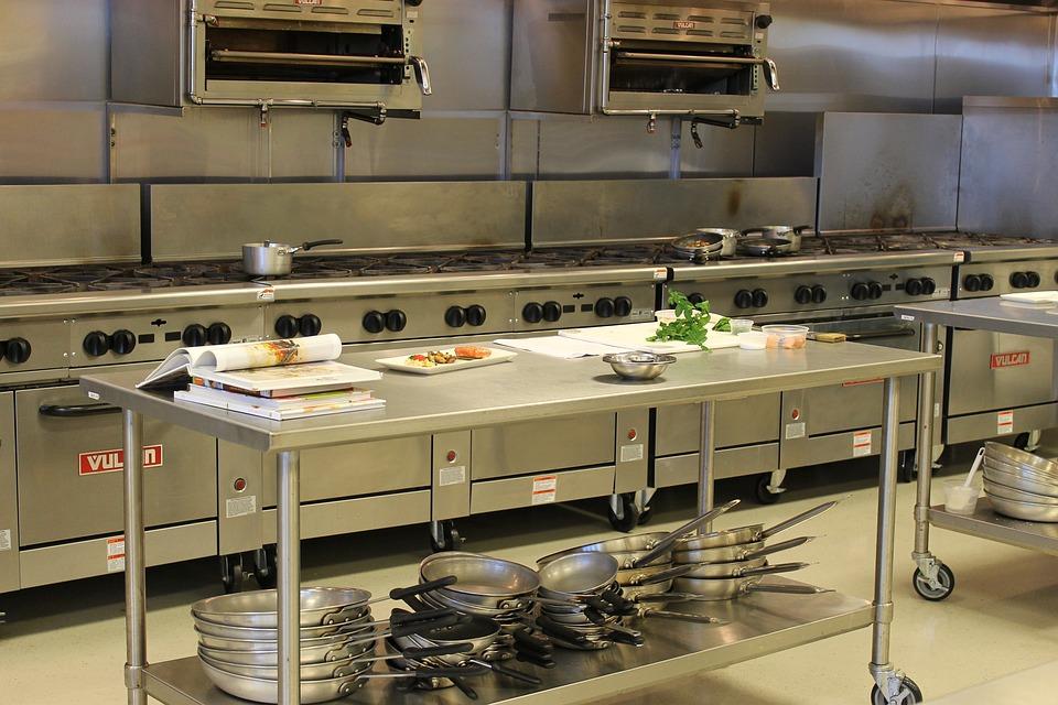 limpieza profesional de cocinas en Barcelona
